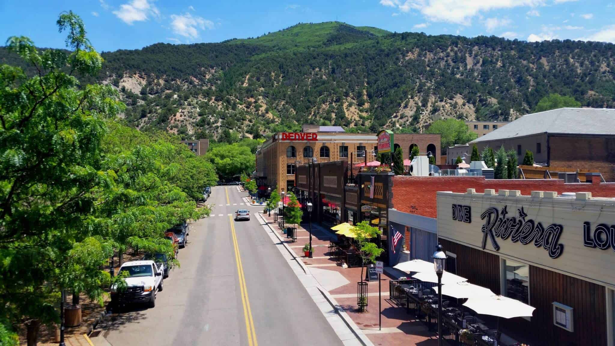 7th street overview street view glenwood springs colorado