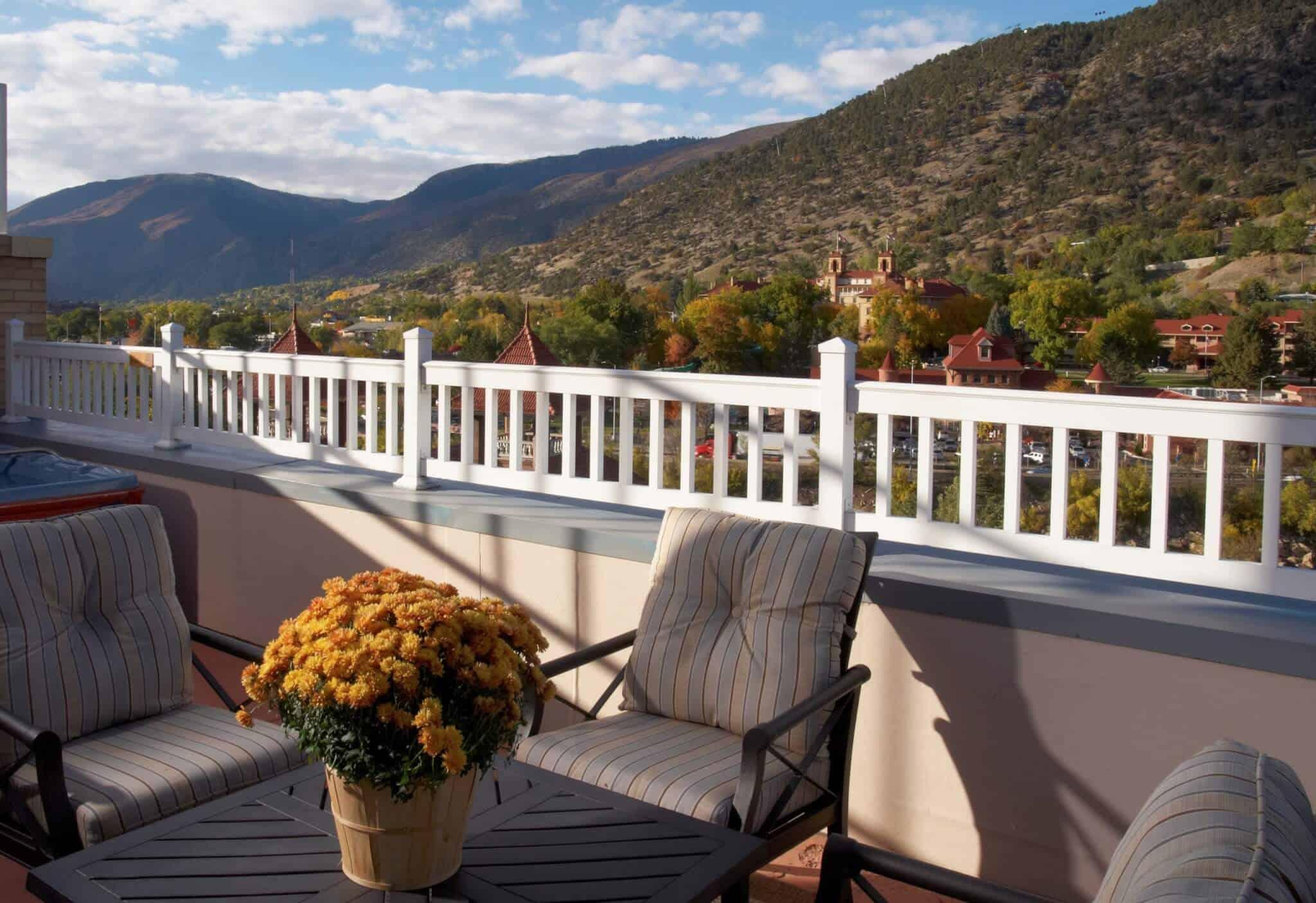 penthouse suite hotel denver glenwood springs colorado
